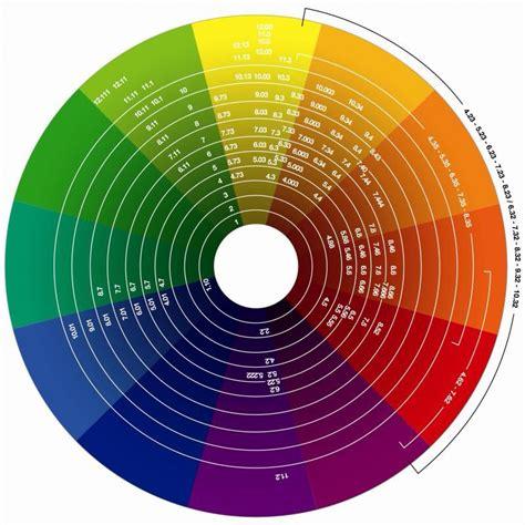 cosmetology color wheel wella color wheel happy hairdresser hair color wheel