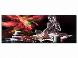 Toile De Verre Pas Cher : toile bouddha great tableau bouddha with toile bouddha ~ Dailycaller-alerts.com Idées de Décoration