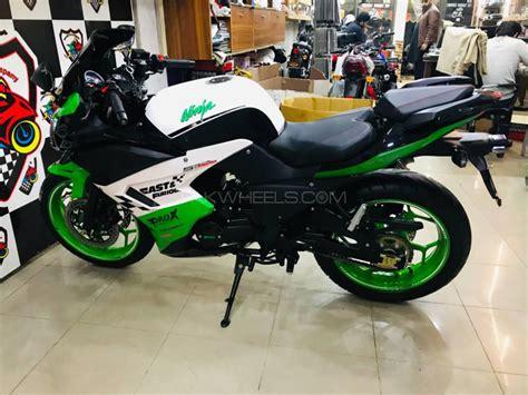Kawasaki 250 2019 Image by Used Kawasaki 250r 2019 Bike For Sale In Rawalpindi