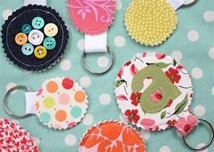 Création Avec Tissus : 7 cr ations faire avec des restes de tissu couture idee per regali accessori per borse et ~ Nature-et-papiers.com Idées de Décoration
