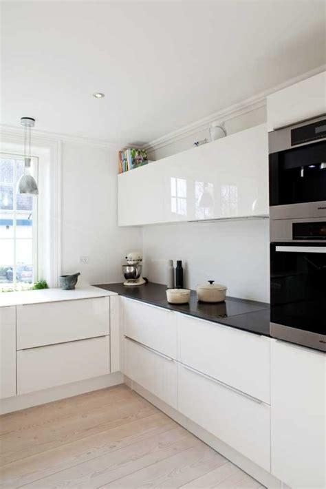 maison et cuisine la cuisine laquée une survivance ou un hit moderne