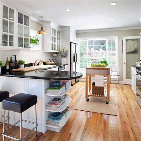 Unique Decorating Ideas For Kitchen by Modern Furniture Small Kitchen Decorating Design Ideas 2011