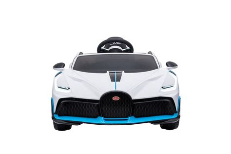 In fact, we'd say if you are after a licenced bugatti, 12 volt battery electric ride. Licensed bugatti divo white 12v 7a battery powered kids ...