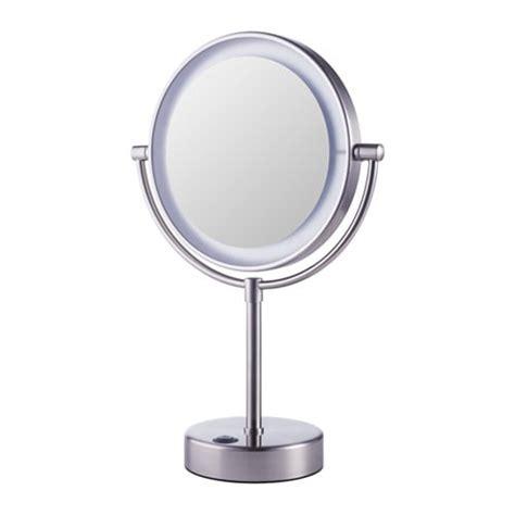 ikea light mirror kaitum mirror with built in lighting ikea