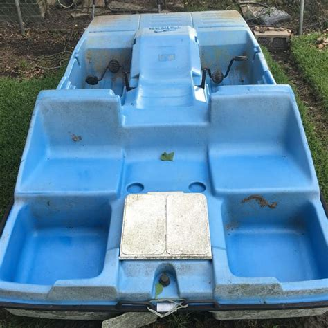 4 Person Pedal Boat by Find More Pelican Brand 4 Person Paddle Boat With Built In