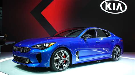 kia stinger preview consumer reports