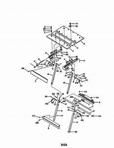 Craftsman 69565790 Workbench Parts