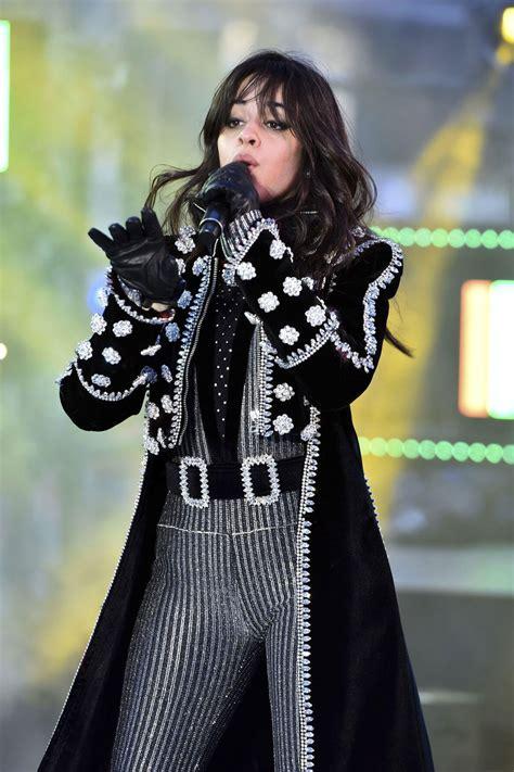 Camila Cabello Stills Performs Dick Clark New Rear