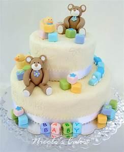 Baby Shower Cakes: Modern Baby Shower Cake Ideas