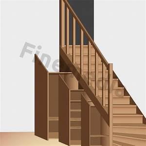 Placard Coulissant Sous Escalier Leroy Merlin : plan de placard rangement sous escalier bricolage ~ Dailycaller-alerts.com Idées de Décoration