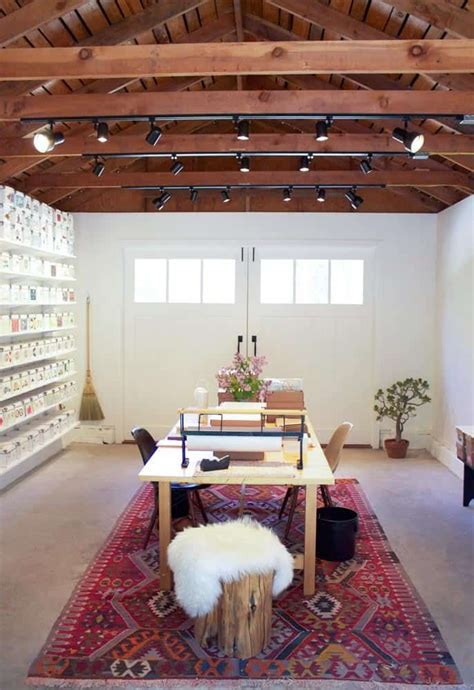 Convert Your Garage Into A Craft Room  R&s Erection Of