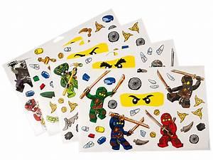 LEGO® NINJAGO™ Wall Stickers - 851348 NINJAGO® LEGO Shop