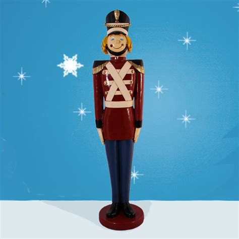tin toy soldier toy soldiers 66 quot christmas