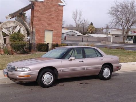 Buy Used 98 Buick Lesabre Limite-selling Grandpa's Prize