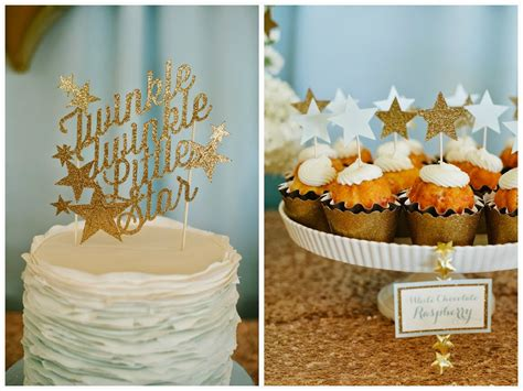 twinkle baby shower ideas simple details