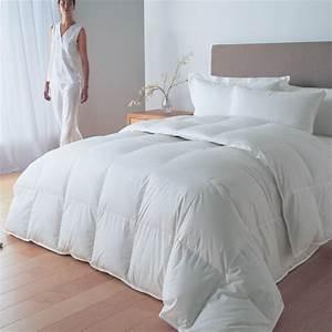 King Of Cotton : down feel microfibre cotton percale duvets king ~ Nature-et-papiers.com Idées de Décoration