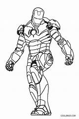 Iron Coloring Pages Printable Ironman Lego Mark Drawing Cool2bkids Template Colouring Getdrawings sketch template