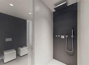 Contemporary shower room Interior Design Ideas