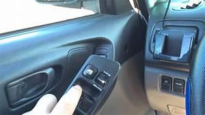 2001 Subaru Forester Power Window Switch