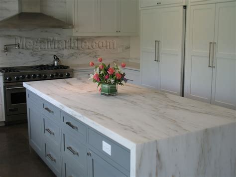 white countertops in new york city kitchen