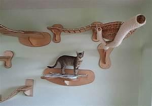 Arbre à Chat Fait Maison : fabriquer arbre a chat maison ventana blog ~ Melissatoandfro.com Idées de Décoration