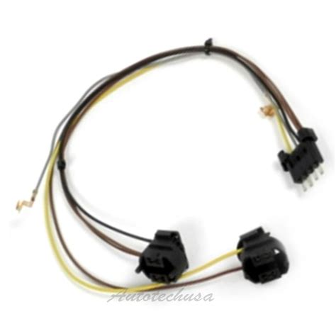 Headlight Wiring Harnes Repair Kit by For Right Headlight Wire Harness Repair Kit D125r W164