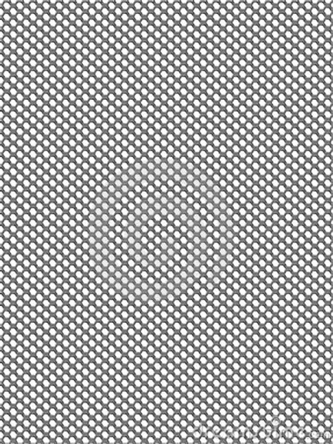 Metal Hole Perforated Grid Background Royalty Free Stock