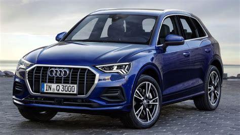 audi q3 neues modell audi q3 2018 bilder automobilindustrie