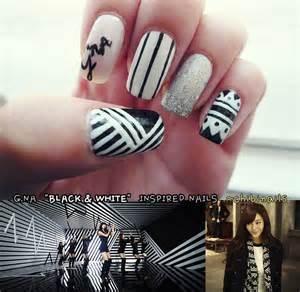 Nails nail tech art korean goodies kawaii hair forward kpop