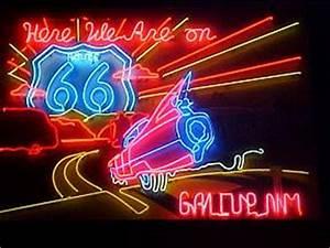 Gallup Neon Lights