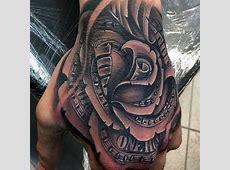 Tattoo Hand Dollar Tattoo Art