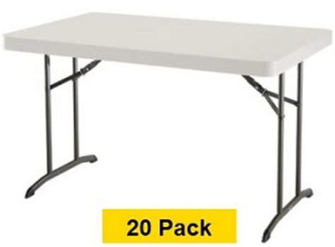 48 x 30 folding table 20 lifetime tables indoor outdoor folding table 2645