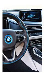 2015 BMW i8 Coupe - Interior | HD Wallpaper #15 | 1920x1080