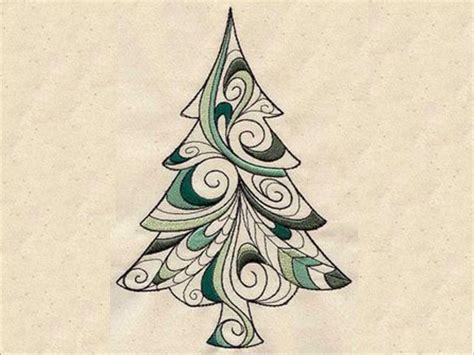 christmas tree drawing in pencil 54 pencil drawings free psd design templates