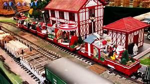 Train Electrique Noel : march de no l bougues 40 le blog de alac40 ~ Teatrodelosmanantiales.com Idées de Décoration