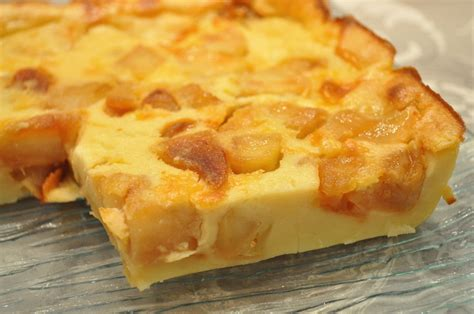 aujourd hui je cuisine far aux pommes caramélisées cuisine avec du