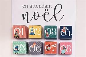 Idée Cadeau Calendrier De L Avent Adulte : calendrier de l 39 avent tiquettes cadeau imprimer les ~ Melissatoandfro.com Idées de Décoration
