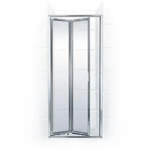 coastal shower doors paragon series 21 in x 71 in framed