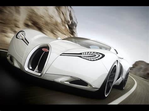 Bugatti Gangloff Concept A Vision Of The Veyron? Youtube