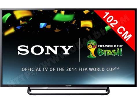 sony kdl40r480bbaep tv led hd 102 cm livraison gratuite