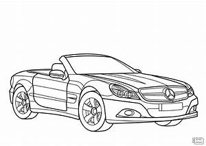mercedes benz clk gtr coloring pages gallery coloring With mercedes benz s cl