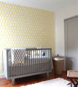 Gender-Neutral Baby Nursery Grey