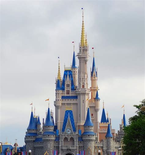 Disney World Castle Wallpaper by Wallpapers Disney World Castle