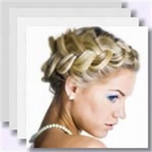 Kurze Haare Hochstecken Leicht Gemacht : geflochtene haare frisuren tiffane blog ~ Frokenaadalensverden.com Haus und Dekorationen