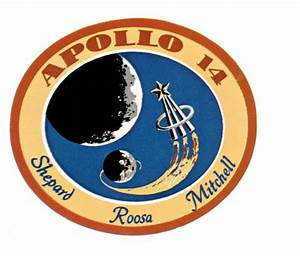 Apollo 14 Mission Badges (page 2) - Pics about space
