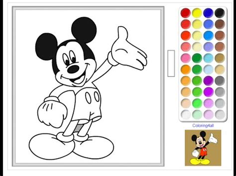 mickey mouse clubhouse coloring pages mickey mouse