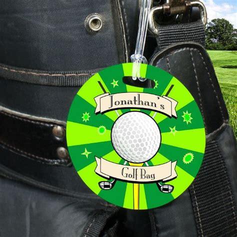 personalized golf bag tag giftsforyounowcom