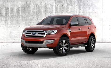ford everest fuel economy  specifications