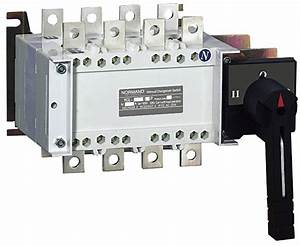 Automatic And Manual Changeover  Transfer  Switches