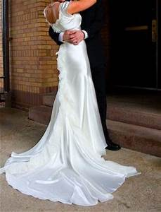 ultimate guide to buying a gently used wedding dress onewed With gently worn wedding dresses